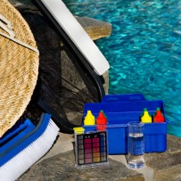 Using Pool Chemicals
