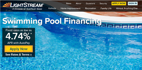 Lightstream 2016 Financing